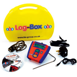 TTS Log-Box USB Datalogger (Pack of 6)