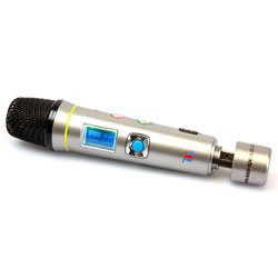 TTS Easi-Speak Pro Microphone - Sound/Voice Recorder with LCD Display
