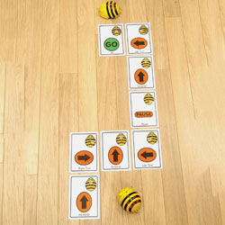 TTS Bee-Bot Sequence Cards [ITSCARD]