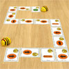 TTS A5 Bee-Bot Sequence Cards - Set of 49 Cards - ITSCARD