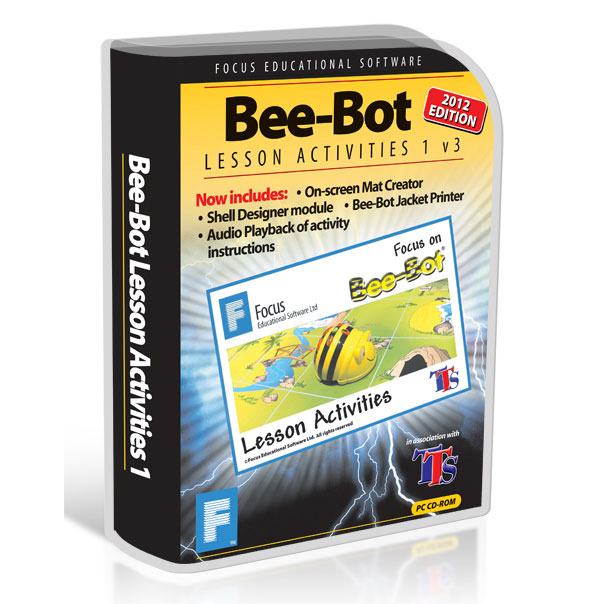 Bee-Bot Lesson Activities 1 - Single User Download - ITSBBS