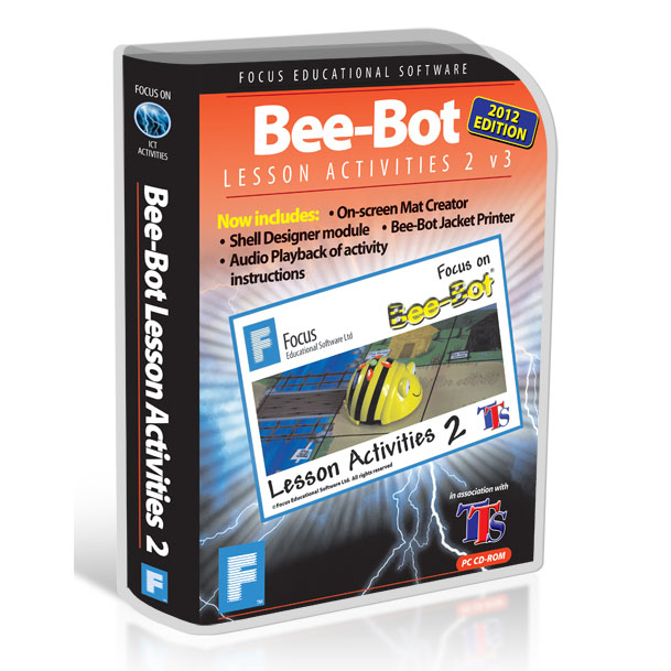 Bee-Bot Lesson Activities 2 - Single User Download - EL00055
