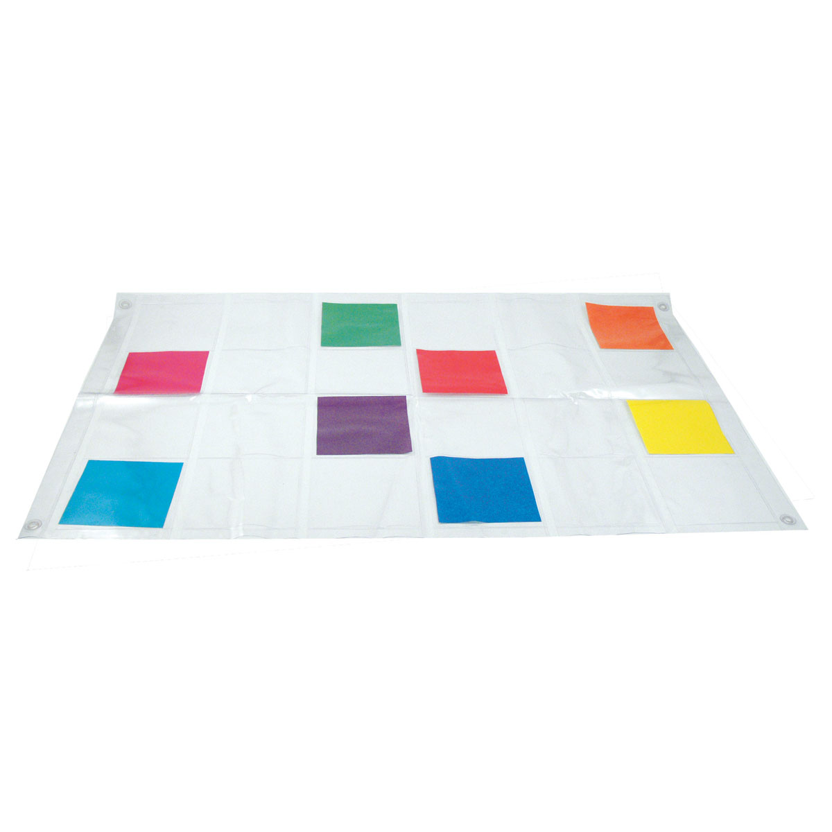 Buy Tts Bee Bot Mat Transparent With Pockets Primary