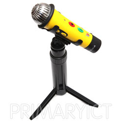 TTS Easi-Speak Microphone Stand