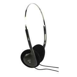 Lightweight PC/Computer Stereo Headphones (3.5mm Plug)