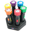 TTS Rainbow Easi-Torch (6 Pack Plus Charger) - SC00117