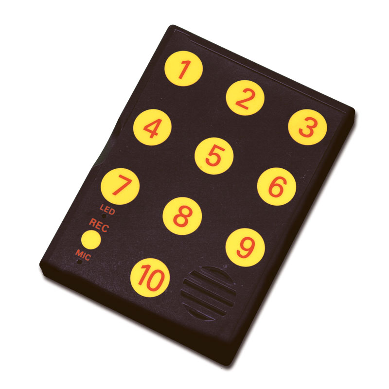 TTS Chatterbox 10 (Pack of 6) - EL00048/SC