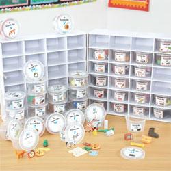 TTS 44 Sounds and Spelling Phonics Tubs