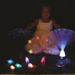 TTS Light Up Sensory Glow Kit - EY02737