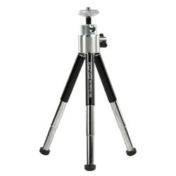 Mini Camera Tripod - Black