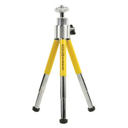 Mini Camera Tripod - Yellow