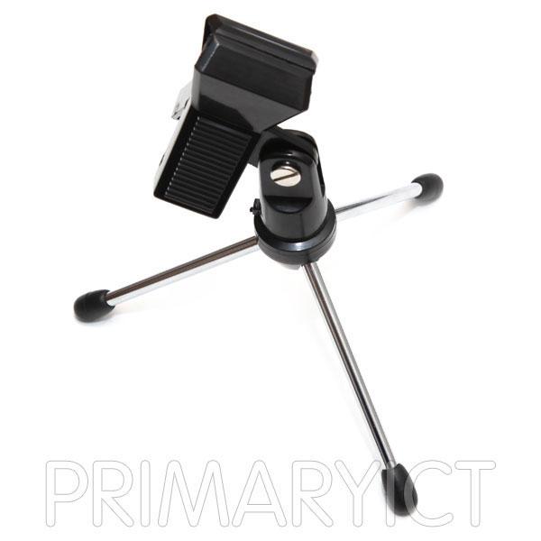 Microphone Desktop Stand (Easi-Speak Compatible) - MICSTAND-DESK