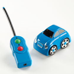 TTS Easi-Cars & Docking Station - Rechargeable Remote Control Cars (Set of 4)  [EY04198]