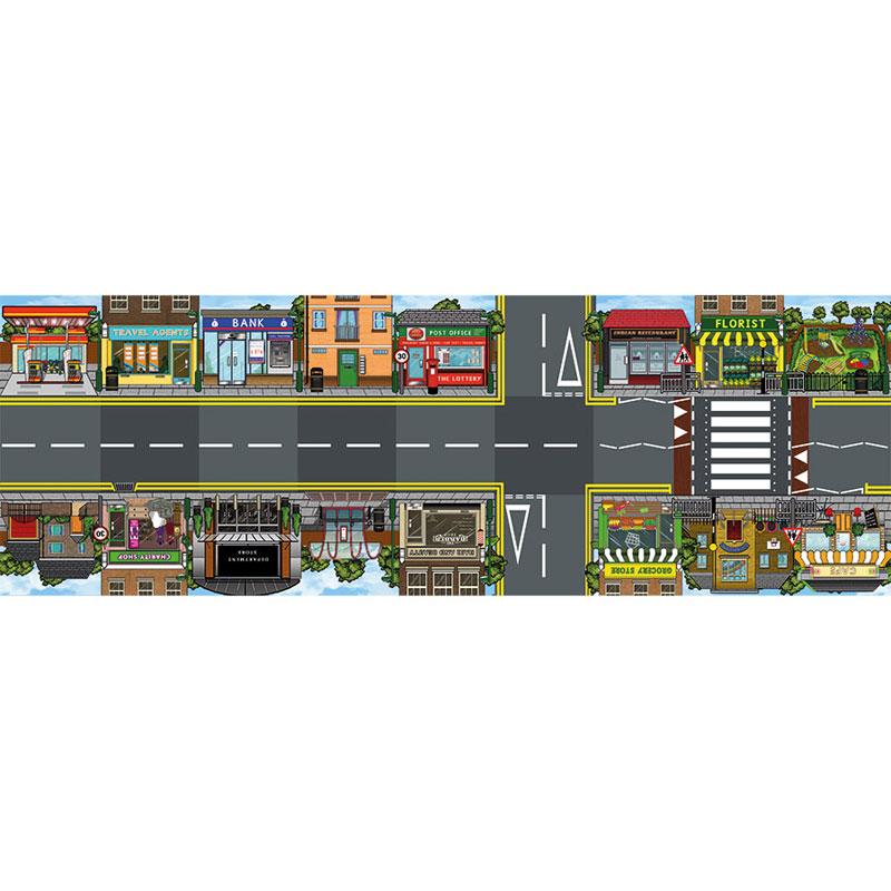 TTS Bee-Bot Mat - Busy Street - IT00858