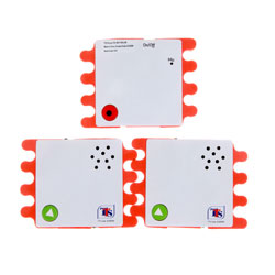 TTS Talk Time Sequence Cards - 6 Seconds Recording Time (Pack of 6) [EL00290]
