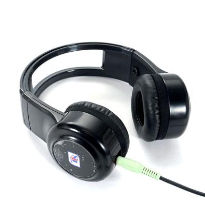 TTS Robust Easi-Headphones - EL00356
