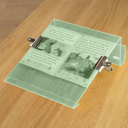 TTS Writing Slope & Book Stand - Comfy Read Write (in Green) [SD12066]