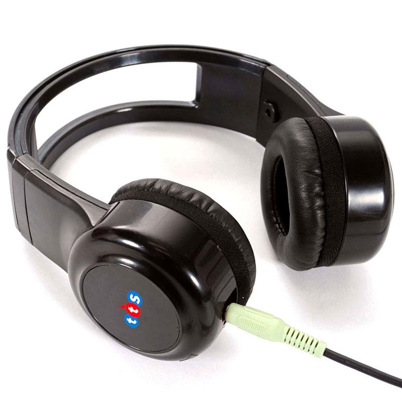 TTS Robust Easi-Headphones - Pack of 10 - EL00410