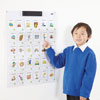 TTS Recordable Talking Interactive Wall - with 30 pockets