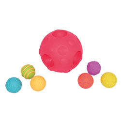 TickiT Sensory Meteor Ball