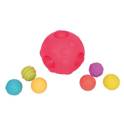 TickiT Sensory Meteor Ball - CD74056
