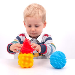 TickiT Sensory Shapes Set - Set of 3