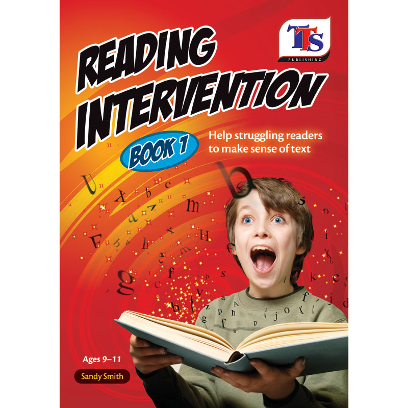 Reading Intervention - Book 1 - PB00123