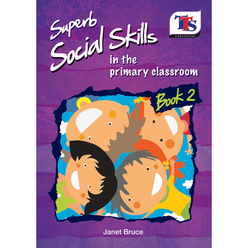 Superb Social Skills in the Classroom - Book 2 - PB00136
