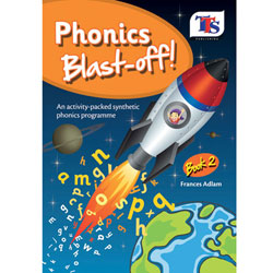 Phonics Blast-off! - Book 2
