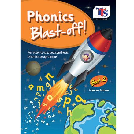Phonics Blast-off! - Book 2 - PB00183
