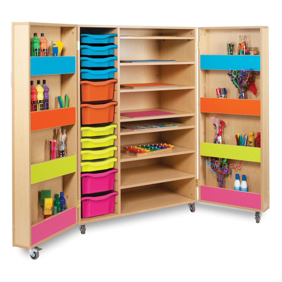 Buy Bubblegum Art Cupboard Primary Ict Shop For Primary