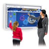SMART Board E70 Interactive Flat Panel Display + Chief Fusion Wall Mount