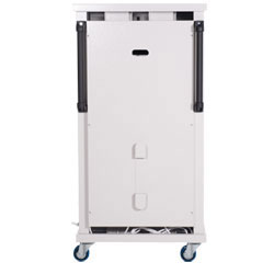 CompuCharge TabCharge 15 Charging Trolley - for 15 Units in Grey - TABCHARGE-15/GREY