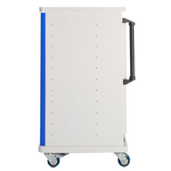 CompuCharge TabCharge 24 Charging Trolley - for 24 Units in Blue - TABCHARGE-24/BLUE