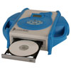 Coomber 3321 Listening Centre in Blue with CD & 3.5mm Audio Input - 3321