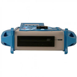 *Ex-Display* Coomber 3631 Listening Centre in Blue with USB, CD & Phono Audio Inputs - 3631/SC
