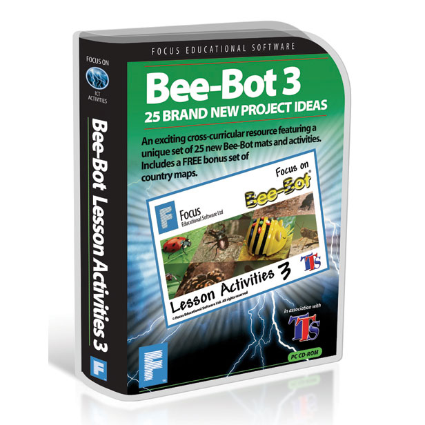 Bee-Bot Lesson Activities 3 - Single User Download - IT00982