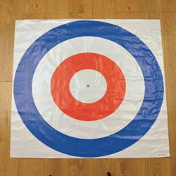 TTS Hover Ring Target Set - PE01026