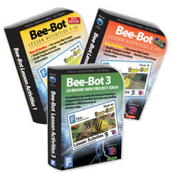 Bee-Bot Lesson Activities 1, 2 & 3 - Site Licence Download - BBLA-B123-SITE