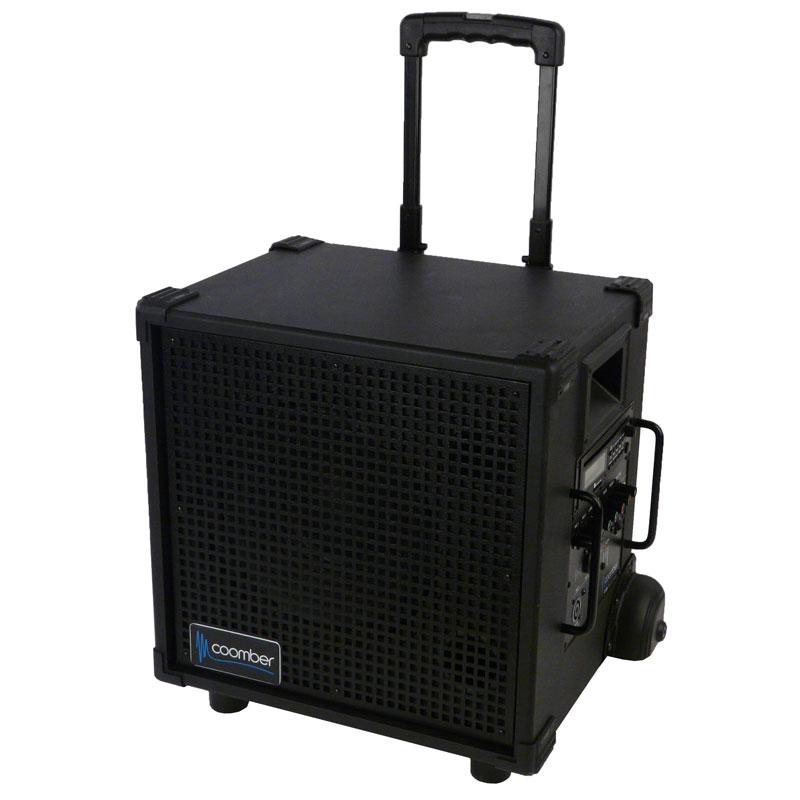 Coomber 45773 Portable Public Address Amplifier - 45773