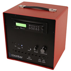 Coomber 44270 Listening Centre with CD/USB/SD/3.5mm Audio Inputs [44270 , CM44270]