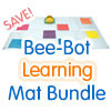 TTS Bee-Bot Mats - Learning Bundle (5 Mats)