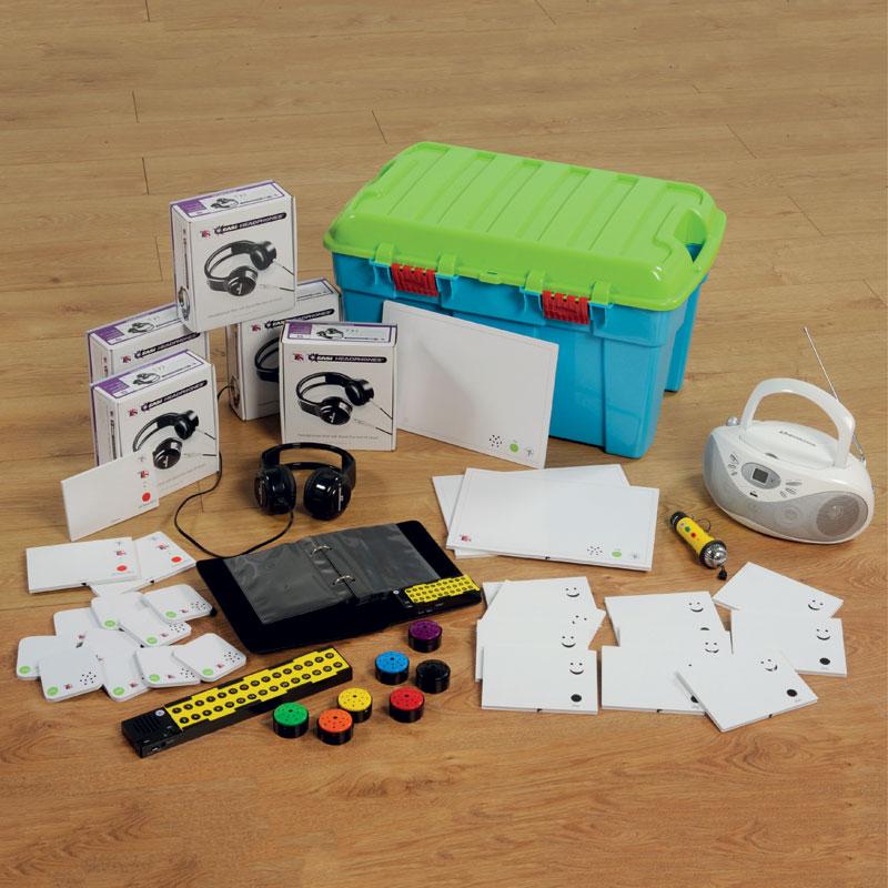 TTS Speaking and Listening ICT Bundle Kit - IT00850