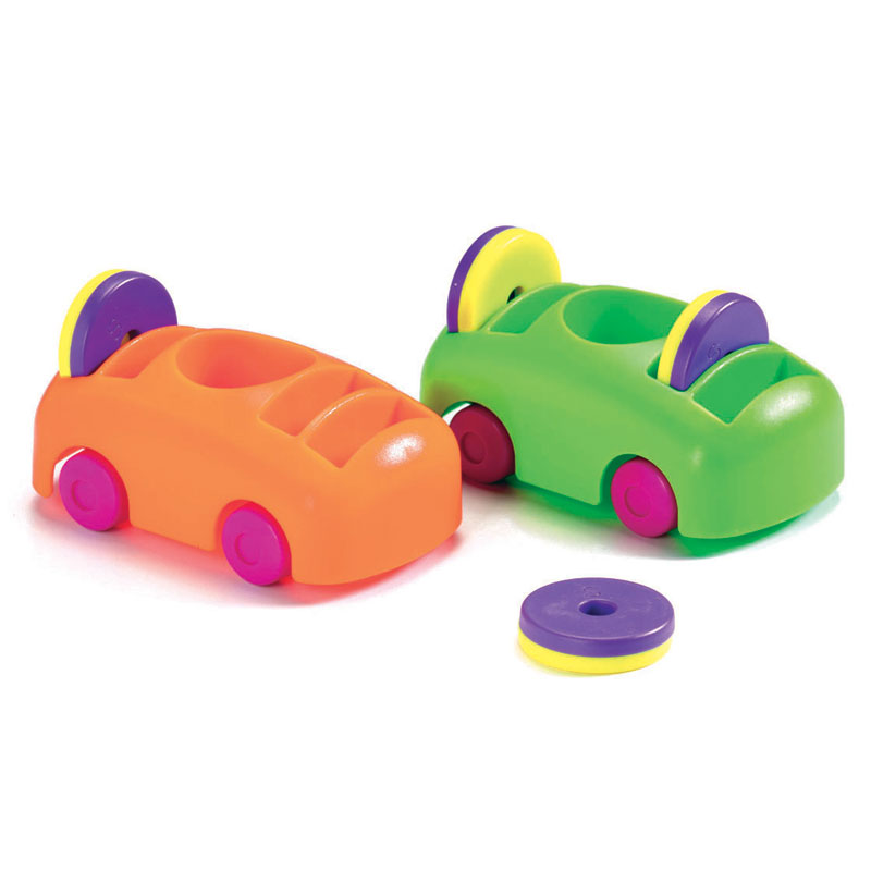 Bumper Car and Ring Magnet Set - CD50183