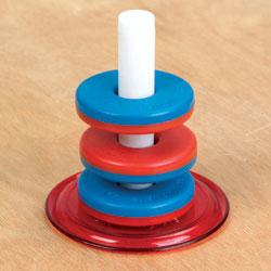 Large Floating Magnetic Ring Set