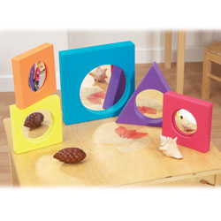 Foam Surround Mirrors - Set of 5