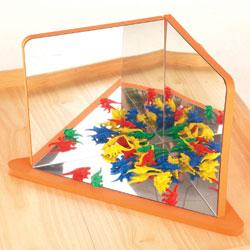 Softie 4 Way Mirror Corner