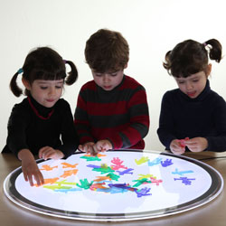 Large Round Ultra-Bright Light Panel - 700mm