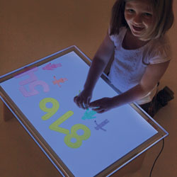 A2 Colour-Changing Light Panel