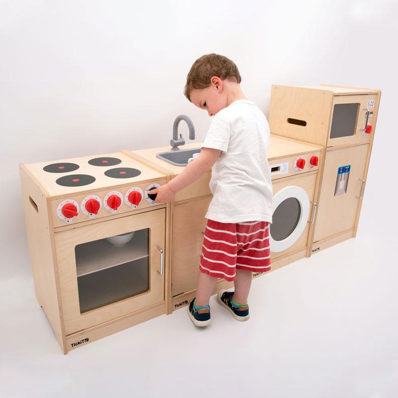 Solid Hardwood Kitchen - 5 Piece Set - CD72215